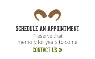 schedule an appointment | preserve that memory for years to come | contact us